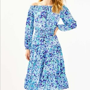 Lilly Jennie Midi (off the shoulder)